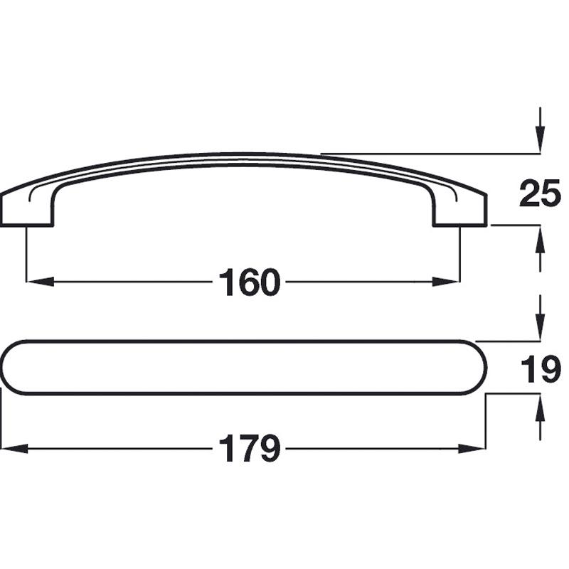 handle specifications diagram