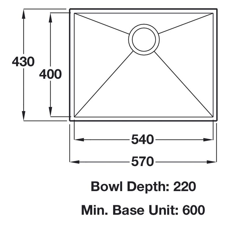 specification sheet ashton stainless steel sink single bowl