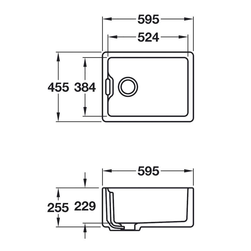 sink specification sheet traditional belfast sink